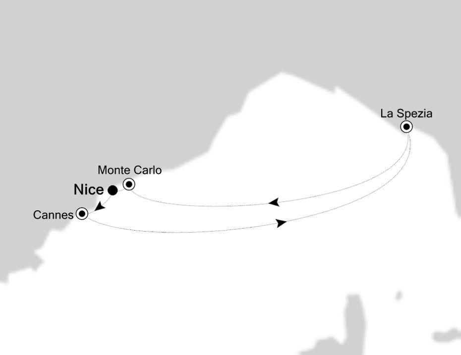 3912 - Nice nach Nice