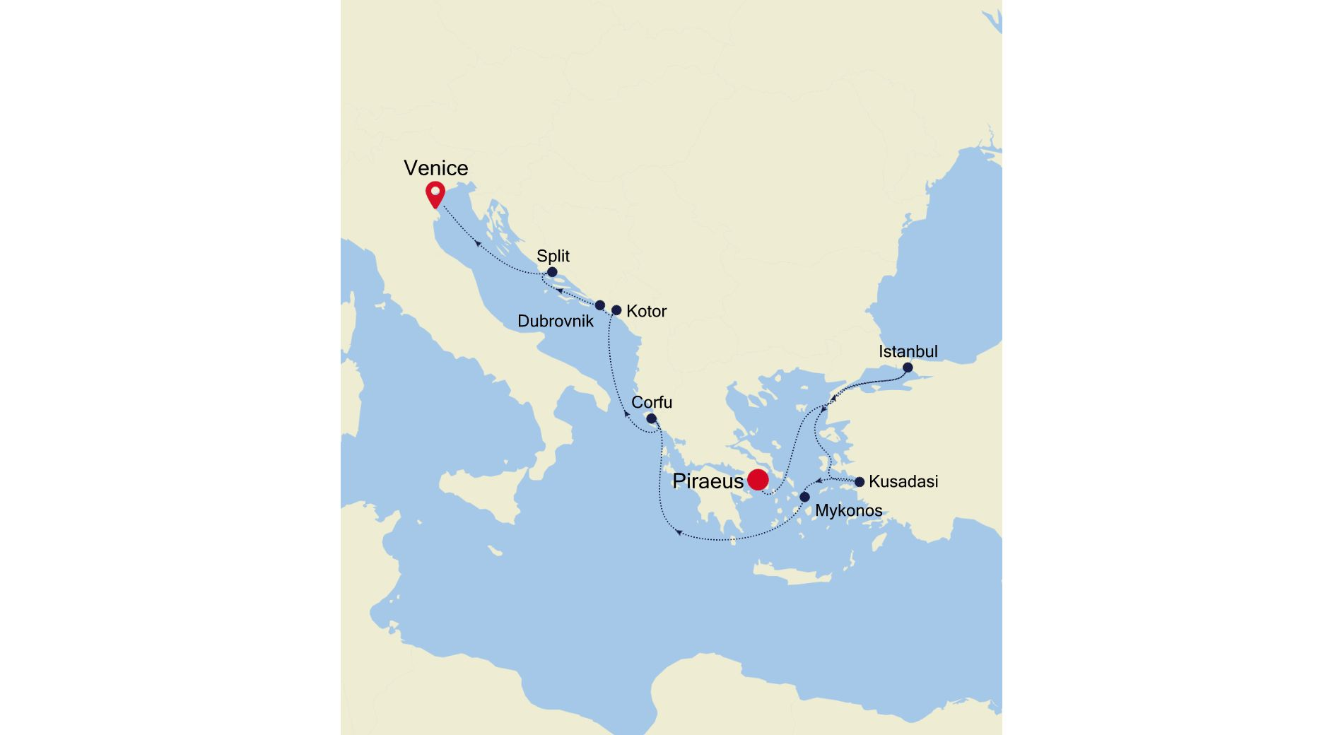 SS200802012 - Piraeus a Venice