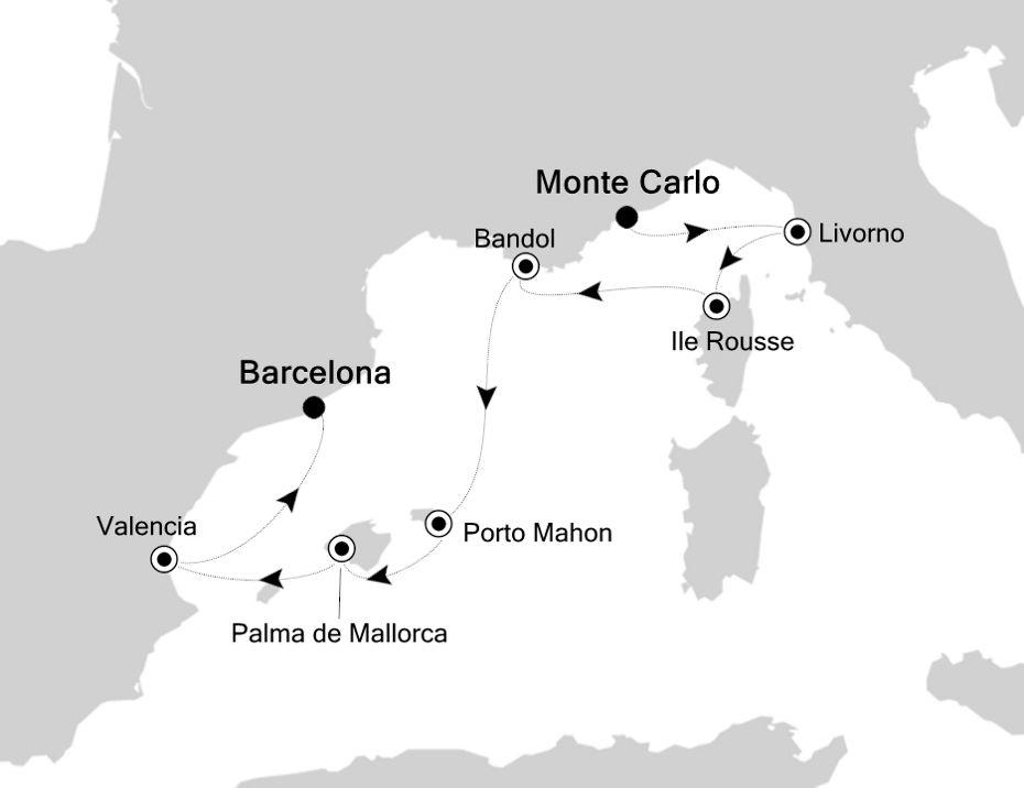 SS200907007 - Monte Carlo à Barcelona