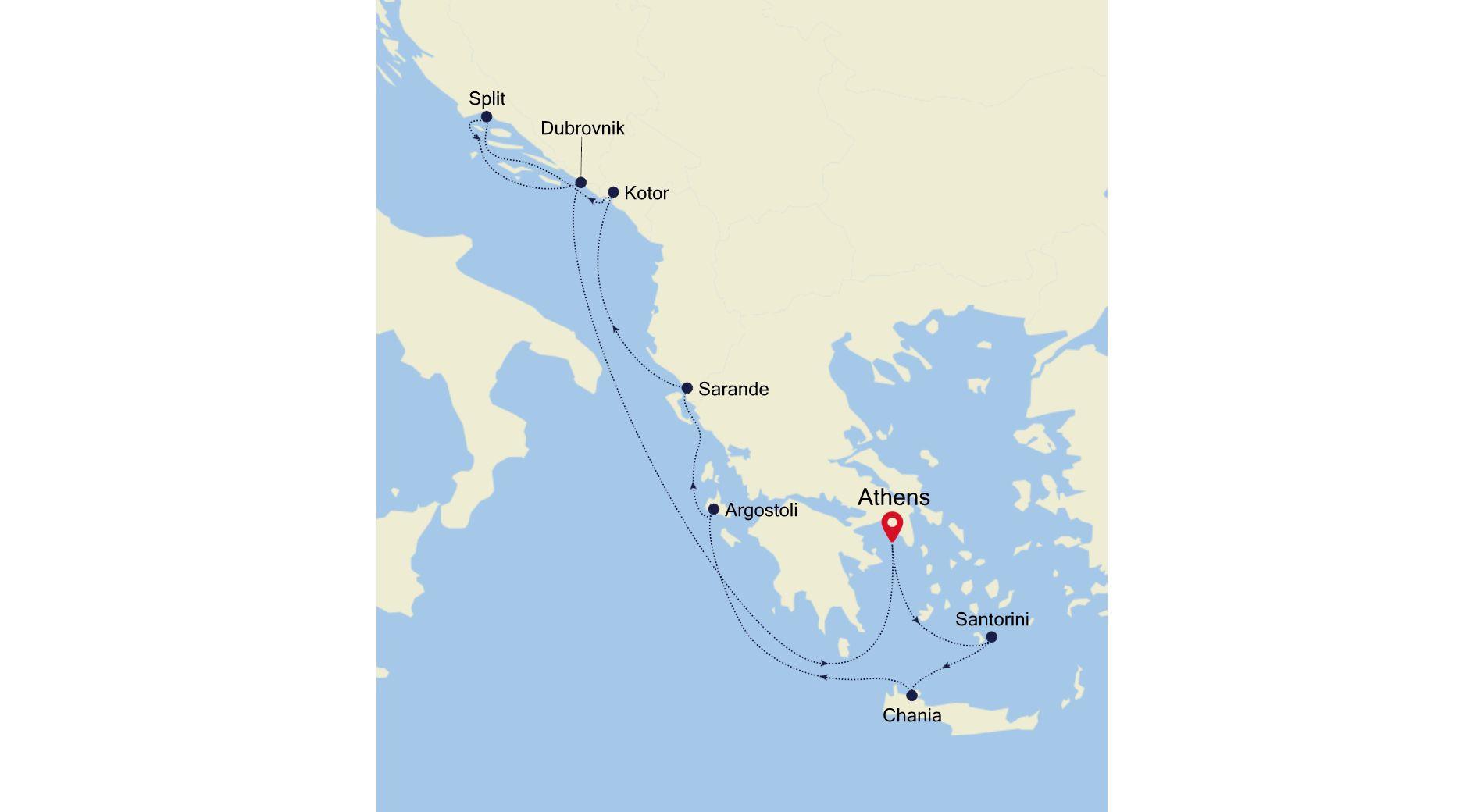 SL200415009 - Piraeus à Venice