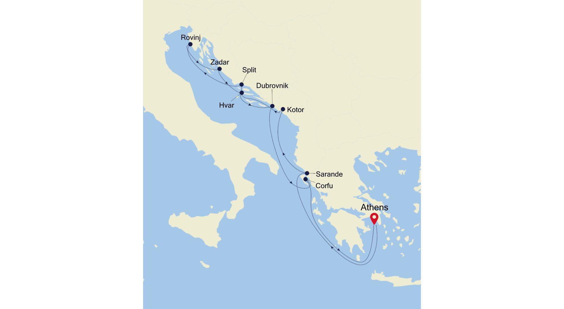 SL200424011 - Venice to Venice