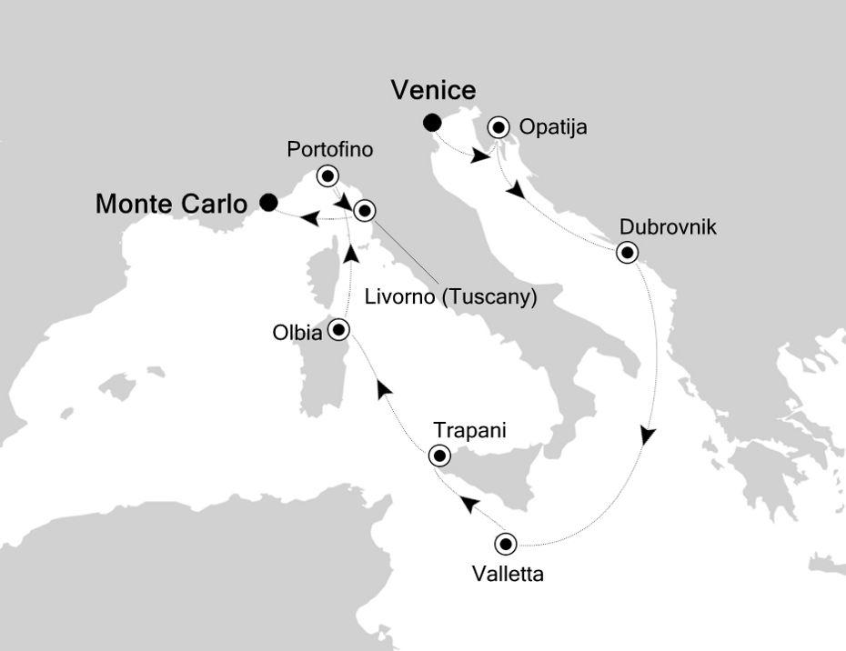 6823 - Venice a Monte Carlo