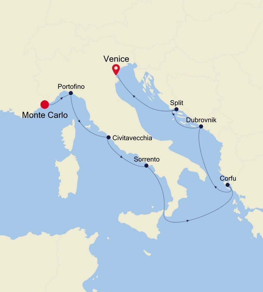WH200810009 - Monte Carlo à Venice