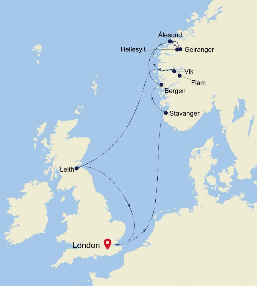 2917 - London to London