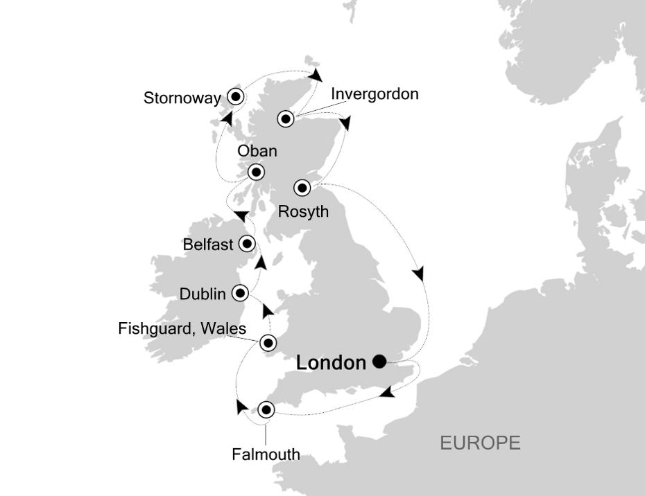 SW200513012 - London à London