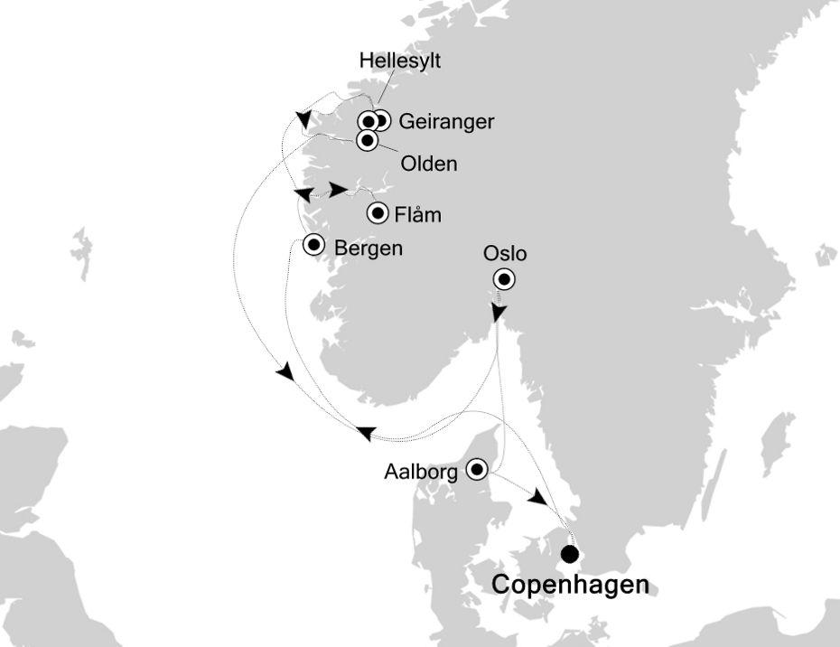 SL200717010 - Copenhagen to Copenhagen