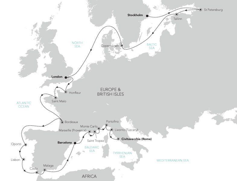 C5926 - Grand Europe