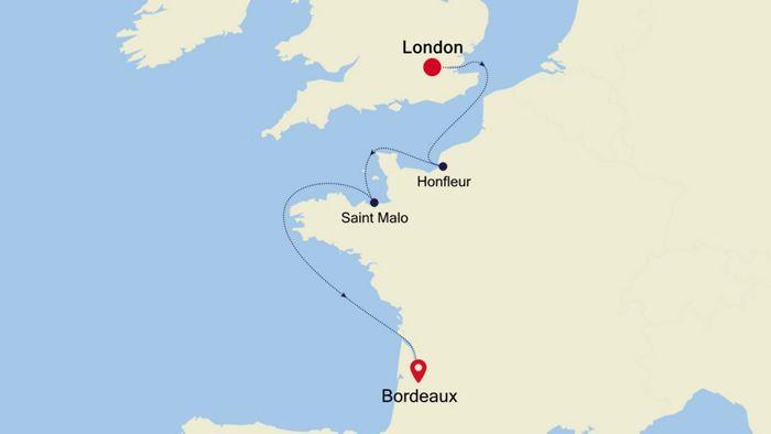 voyage a bordeaux