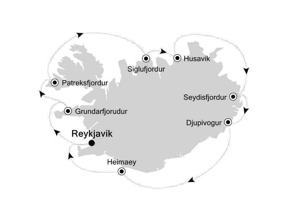 SW200629009 - Reykjavik nach Reykjavik