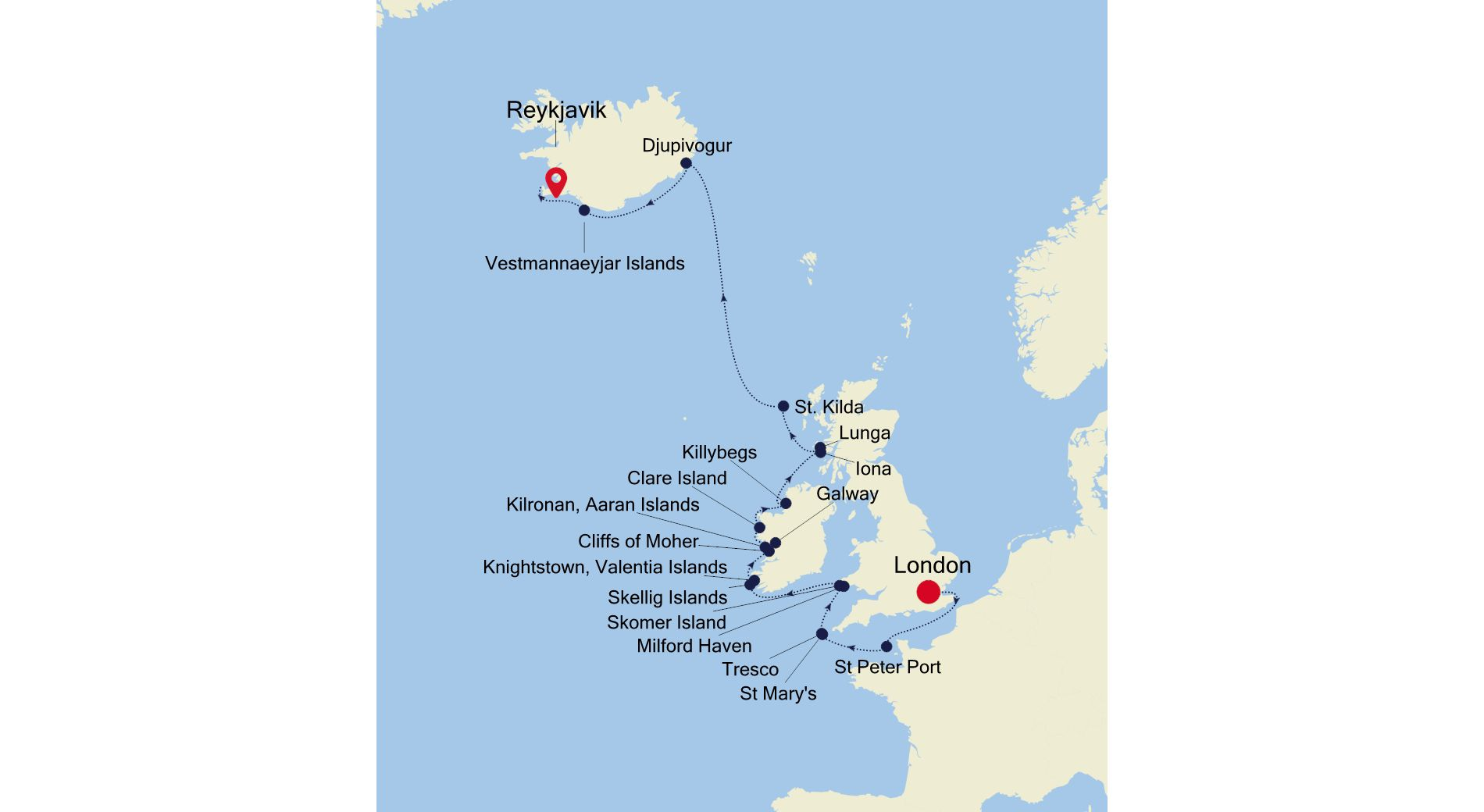 WI210614014 - London to Reykjavik