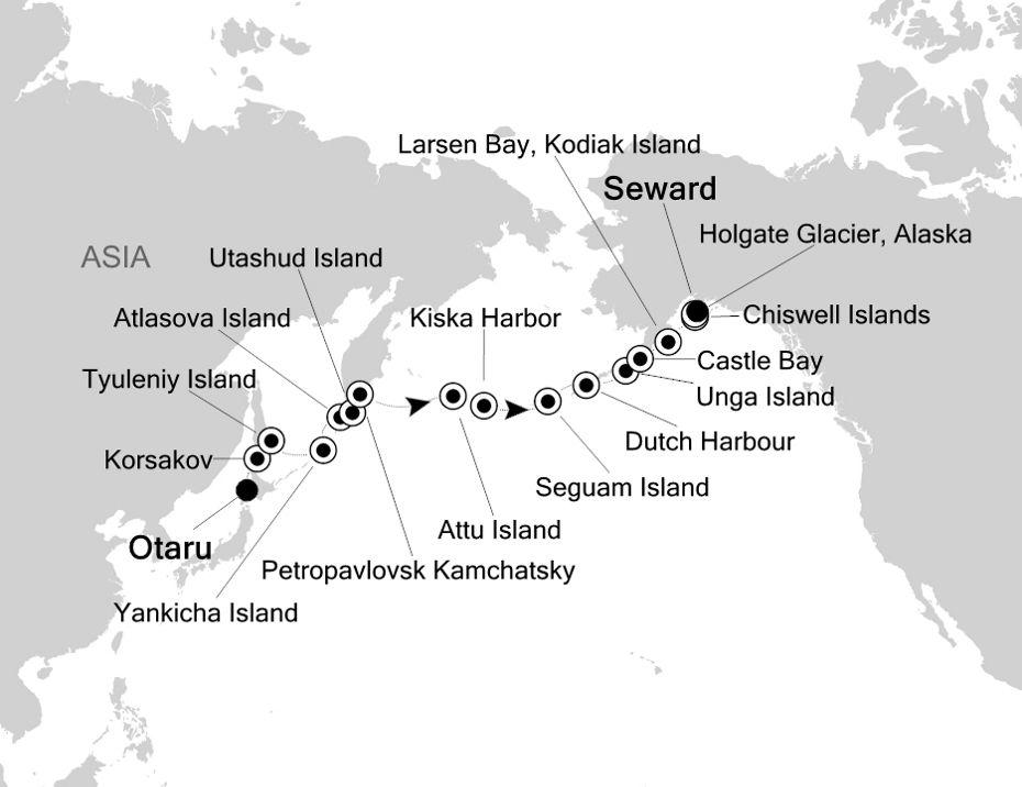 E1200706018 - Otaru to Seward
