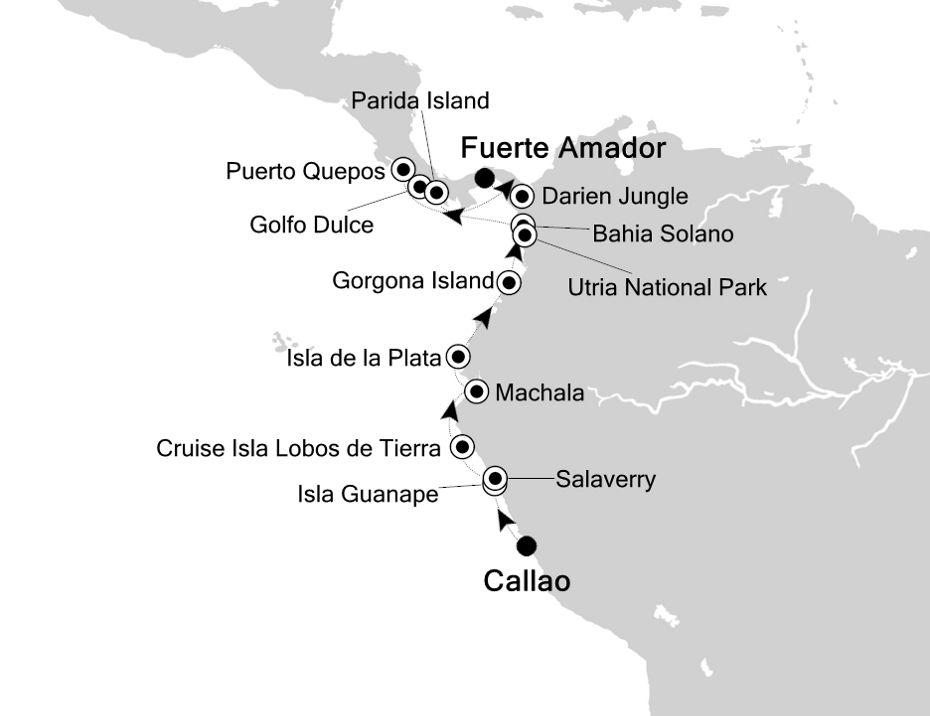 7806 - Callao a Fuerte Amador
