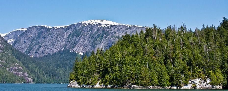 BEHM CANAL (Alaska)