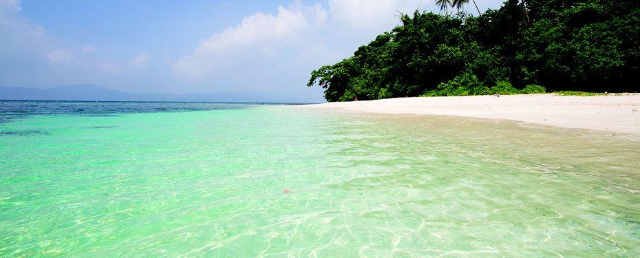 Deka Deka Island