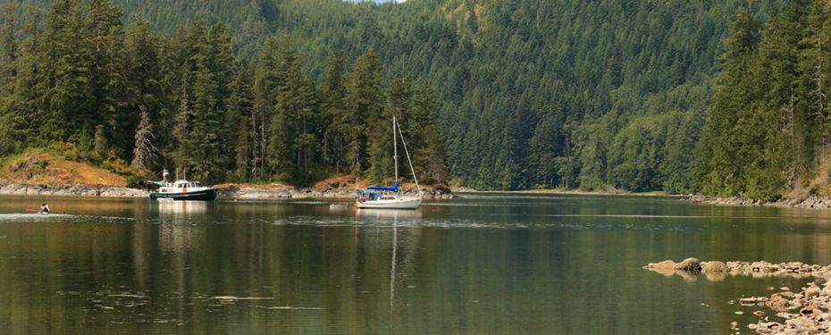 Heriot Bay, Quadra Island, BC