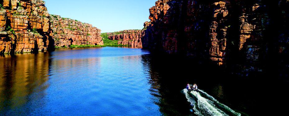 King George River (Kimberley, Western Australia)