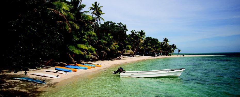 LELEUVIA ISLAND