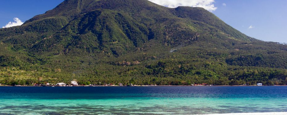 Mambajao, Camigiun Island