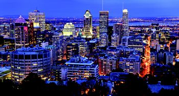 WH211017011 - Montreal a New York
