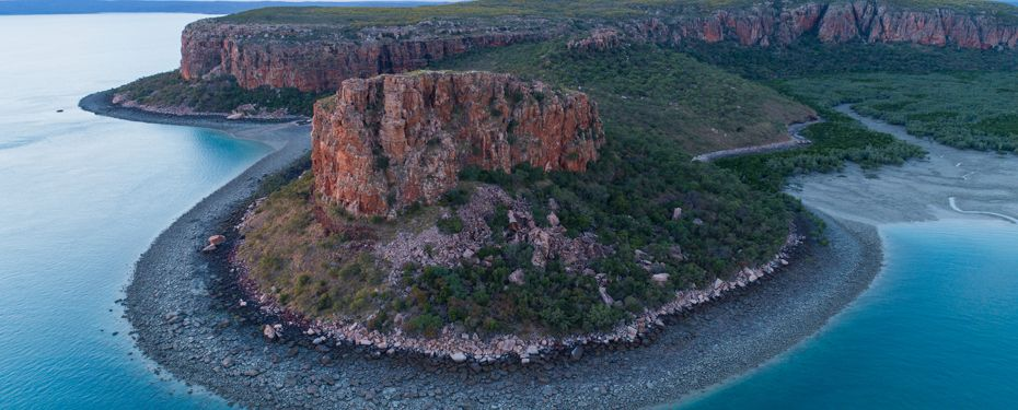 RAFT POINT, Kimberley (Western Australia)