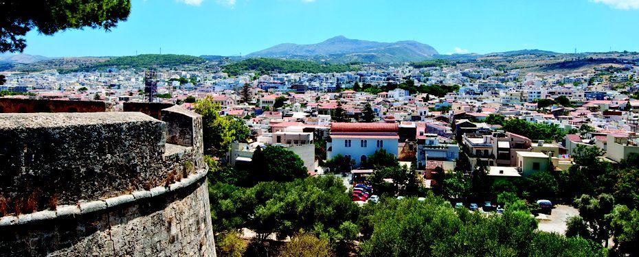 Rethymnon (Island of Crete)