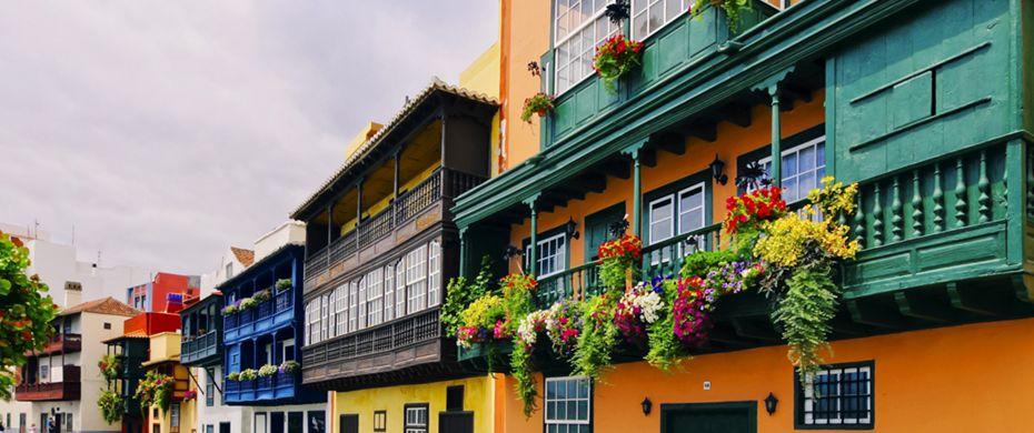 SANTA CRUZ DE LA PALMA (Canary Islands)