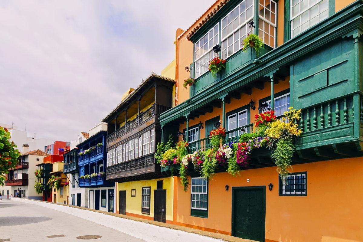 SANTA CRUZ DE LA PALMA (Canary Islands)  Silversea
