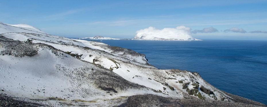 South Sandwich Islands