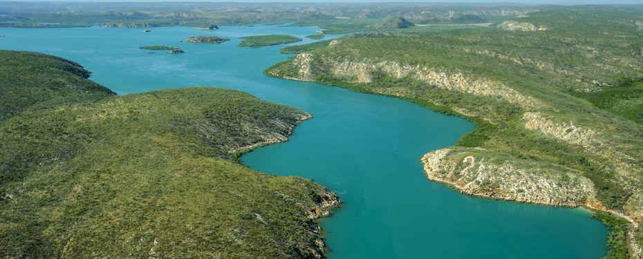 Yampi Sound, Kimberley, Western Australia