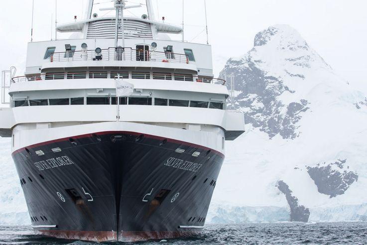 Silversea Antarctica Luxury Cruise - Silver Explorer
