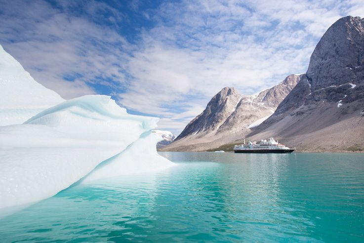 Silversea Arctic and Greenland Luxury Cruise - Silver Explorer
