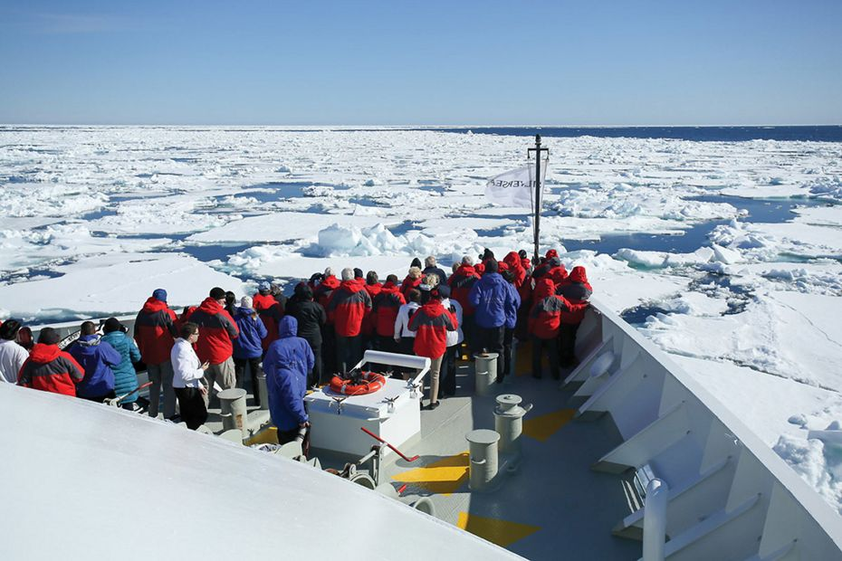 Silversea Arctic and Greenland Luxury Cruise - Svalbard