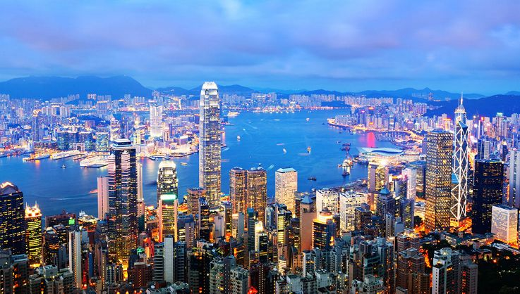 Silversea Asia Luxury Cruise - Hong Kong