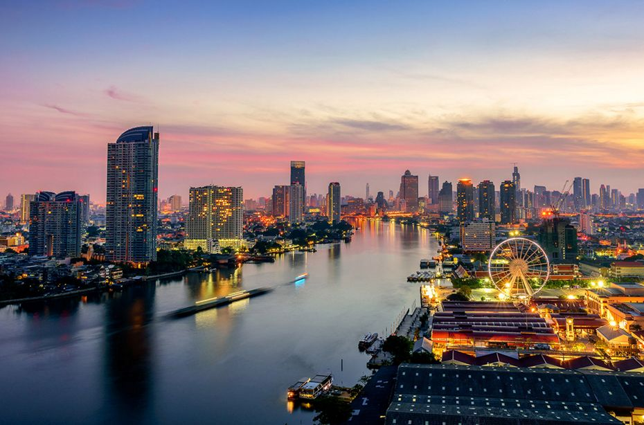 Silversea Asia Luxury Cruise - Bangkok