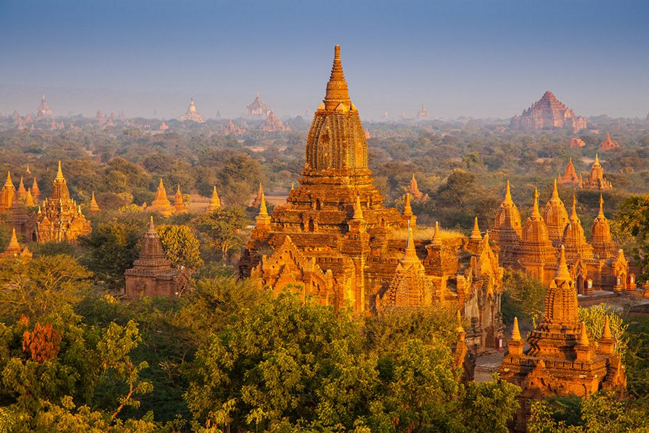 Silversea Asia Luxury Cruise - Bagan