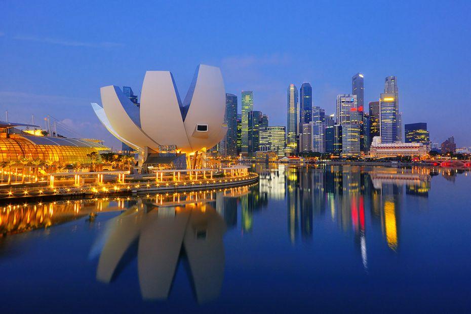 Silversea Asia Luxury Cruise - Singapore