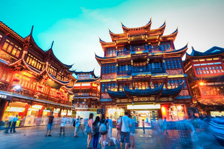 Silversea Asia Luxury Cruise - China