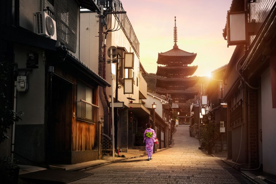 Silversea Asia Luxury Cruise - Japan