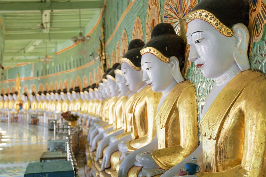 Silversea Asia Luxury Cruise - Myanmar
