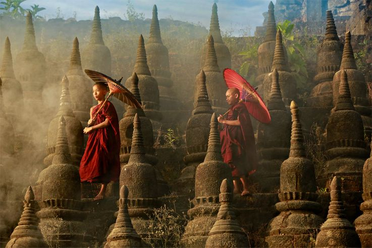 Silversea Asia Luxury Cruise - Myanmar