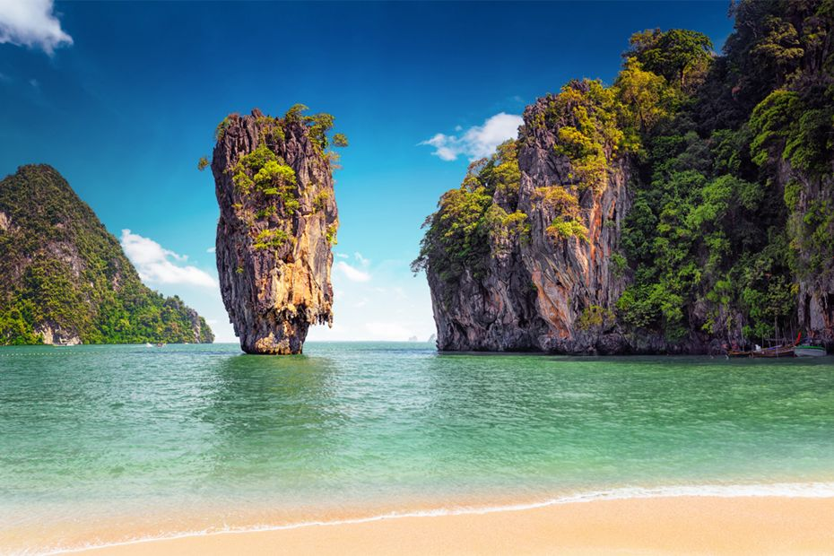 Silversea Asia Luxury Cruise - Thailand