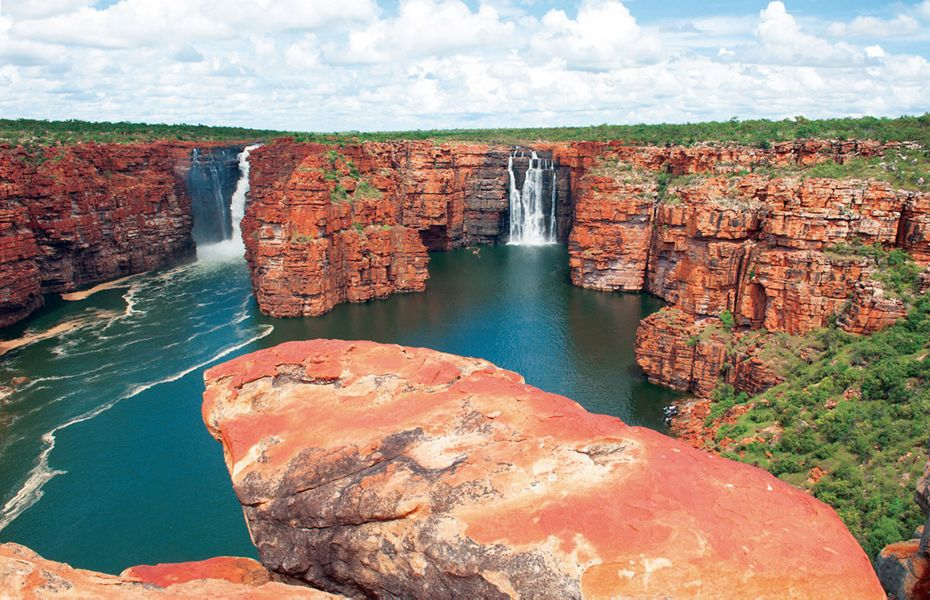Silversea Australia and New Zealand Luxury Cruise - Kimberley