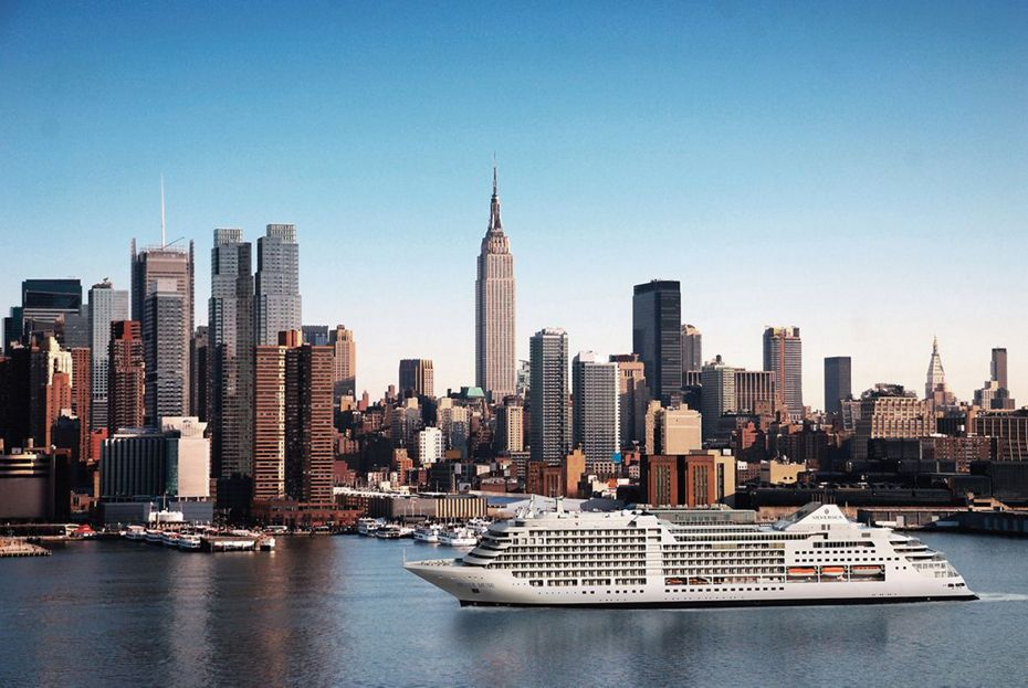 Silversea Canada and New England Luxury Cruise - New York
