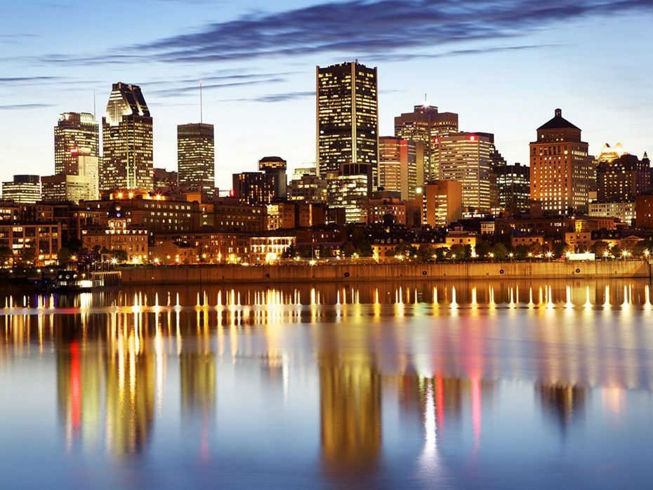 Silversea Canada and New England Luxury Cruise - Montreal