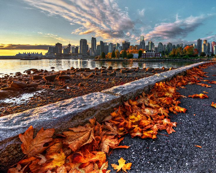 Silversea Canada and New England Luxury Cruise - Vancouver