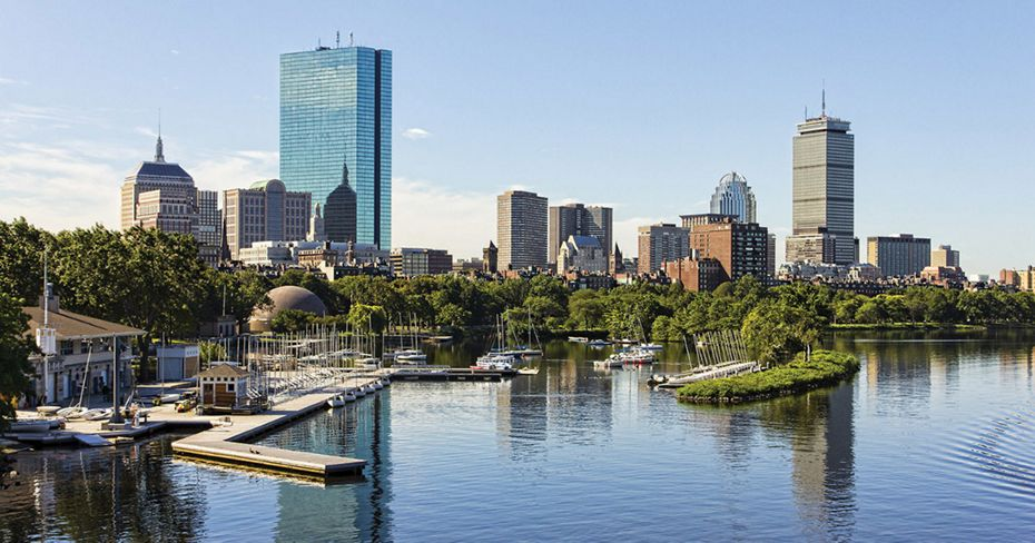 Silversea Canada and New England Luxury Cruise - Boston