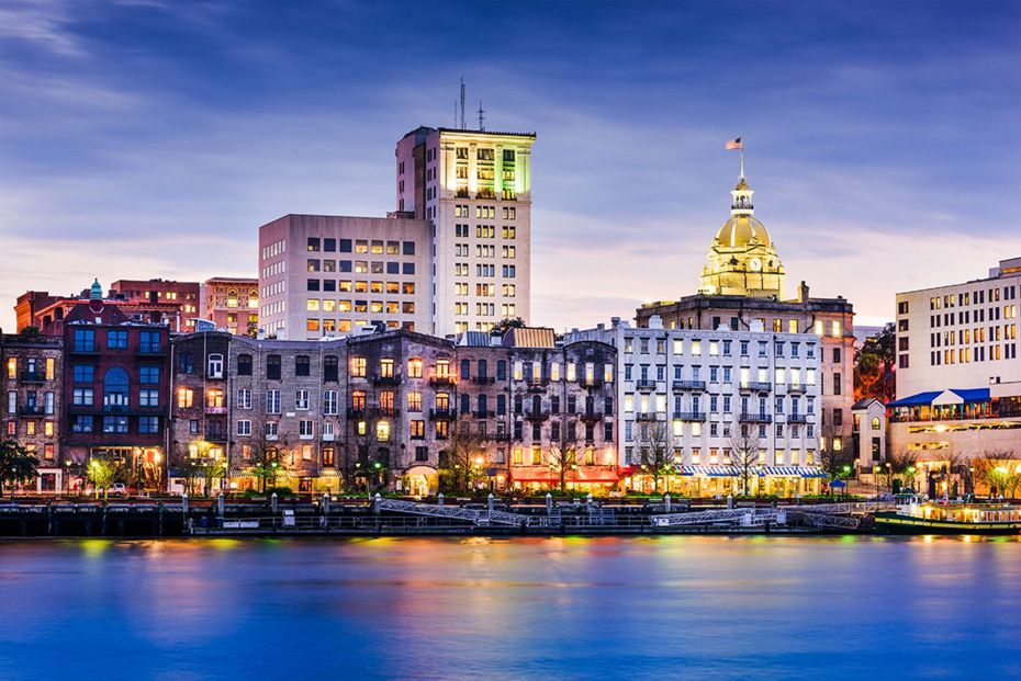 Silversea Canada and New England Luxury Cruise - Savannah