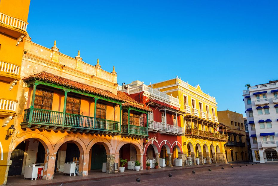 Silversea Caribbean and Central America Luxury Cruise - Cartagena