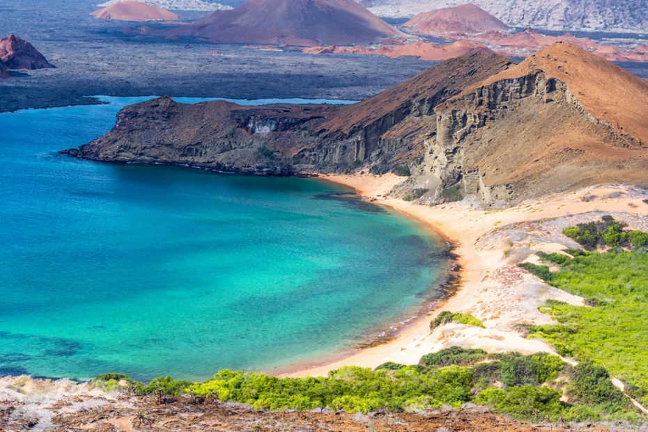 Silversea Galapagos Luxury Cruise - Bartolome Island