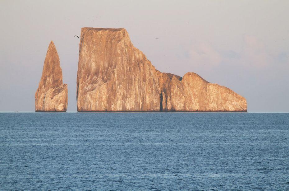 Silversea Galapagos Luxury Cruise - Roca Leon Dormido